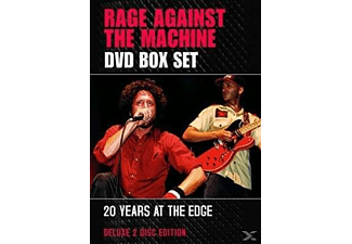 Rage Against The Machine DVD Box-Set - (DVD)