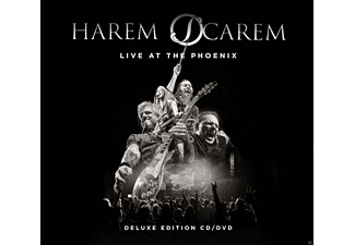 Harem Scarem - Live At The Phoenix (Ltd.Deluxe Edition) [CD + DVD Video]