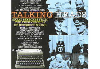 VARIOUS - Talking Heads - (CD)
