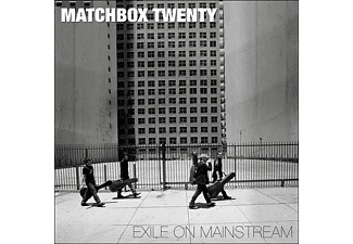Matchbox Twenty - Exile On Mainstream [CD]
