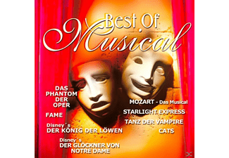 VARIOUS - Best Of Musical - (CD)