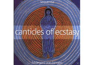 Sequentia - Hildegard Von Bingen-Canticles Of Ecstasy - (CD)