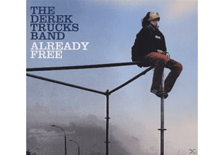 The Derek Trucks Band - Already Free [CD]