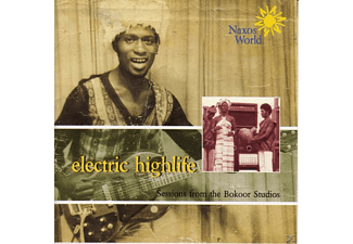 VARIOUS - Electric Highlife - (CD)