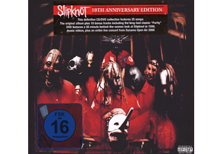 Slipknot - Slipknot (10th Anniversary Reissue) [CD + DVD Video]
