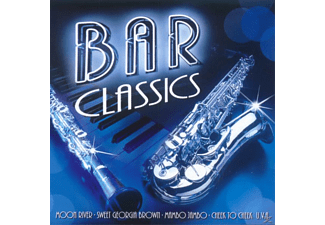 VARIOUS - Bar Classics - (CD)