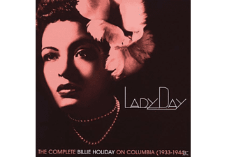 Billie Holiday - Lady Day: The Complete Billie Holiday On Columbia [CD]