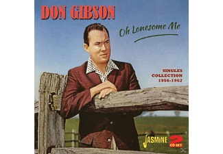 Don Gibson - Oh Lonesome Me - (CD)