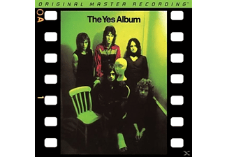 Yes - The Yes Album [CD]