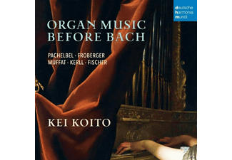 Kei Koito - Organ Music Before Bach-Works By Pachelbel, Frob - (CD)