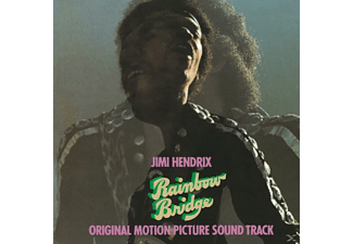 Jimi Hendrix - Rainbow Bridge - (CD)