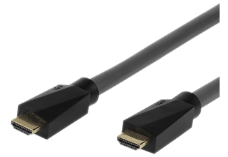 vivanco soundimage high speed hdmi kabel mit ethernet schwarz 10m anschlusskabel online kaufen. Black Bedroom Furniture Sets. Home Design Ideas