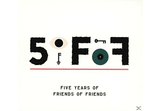 VARIOUS - 5ofof: Five Years Of Friends O - (CD)