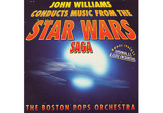 John Williams - Star Wars Saga (Csillagok háborúja) (CD)