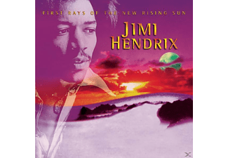 Jimi Hendrix - First Rays Of The New Rising Sun - (CD)