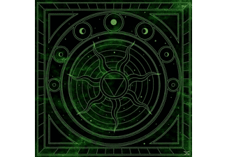 Nocturnalia - Above Below Within (Green) [Vinyl]