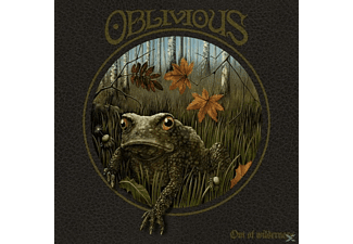 Oblivious - Out Of Wilderness (Dark Red) - (Vinyl)