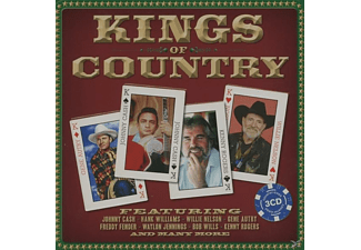 VARIOUS - Kings Of Country (Lim.Metalbox Ed.) [CD]