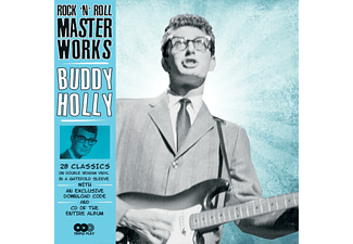 Buddy Holly - Rock'n'roll Master Works - (LP + Bonus-CD)
