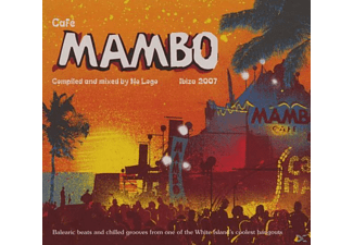 Various/No Logo (Mixed By) - Cafe Mambo-Ibiza 2007 - (CD)