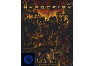 Hypocrisy - Hell Over Sofia - 20 Years Of Chaos And Confusion - (DVD)