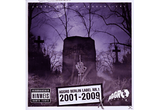 Aggro Berlin - Aggro Berlin Label Nr.1 2001-2009 X [CD]