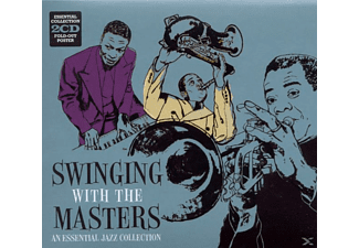 VARIOUS - Swinging With The Masters - Essential Jazz Coll. - (CD)