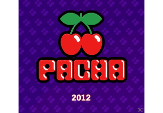 VARIOUS - Pacha 2012 [Box-Set] [CD]