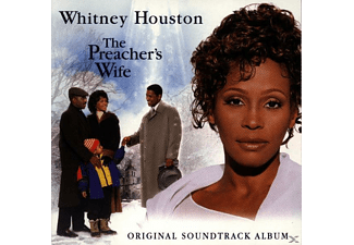 Whitney Houston - THE PREACHER S WIFE [CD]