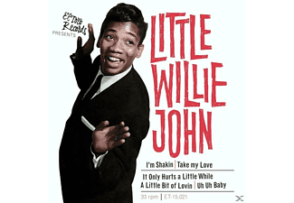 Little Willie John - I'm Shakin' Ep (Reissue) [Vinyl]