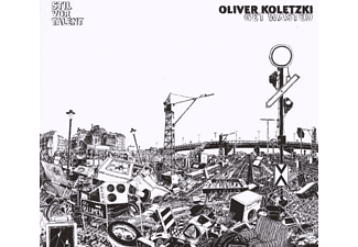 Oliver Koletzki - Get Wasted [CD]