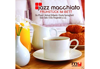 VARIOUS - Jazz Macchiato (My Jazz) [CD]