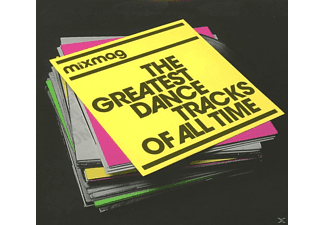 VARIOUS - Mixmag The Greatest Dance Tracks Of All Time - (CD)