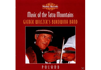 Gienek Wilek S Bukowina Band, Gienek Wilczek's Bukowina Band - Music Of The Tatra Mountains - (CD)