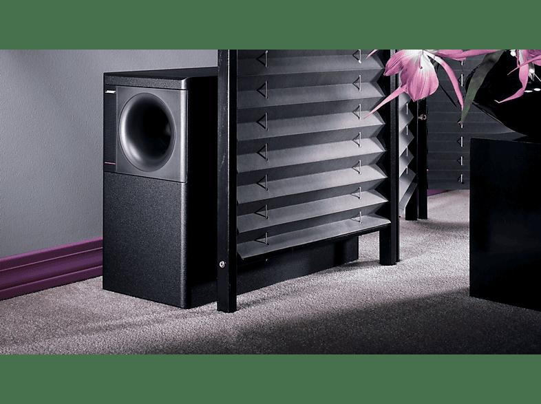 BOSE Acoustimass® 5 V fekete hangszóró rendszer
