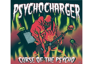 Psycho Charger - Curse Of The Psycho [CD]