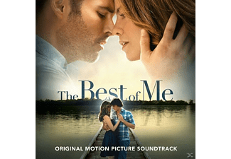 VARIOUS - Ost/The Best Of Me - (CD)