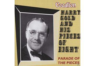 Harry/pieces Of Eight Gold - Parade Of The Pieces - (CD)