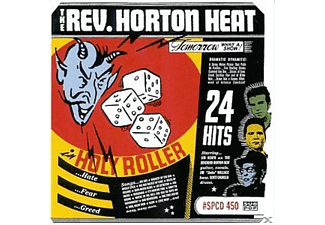 REV.HORTON HEAT - Holy Roller - (CD)