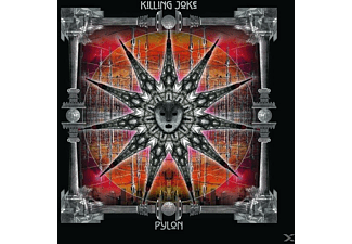 Killing Joke Pylon (Deluxe Edt.) CD