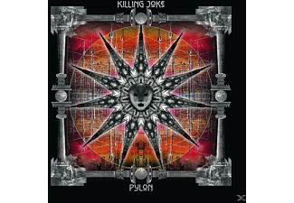 Killing Joke Pylon Βινύλιο