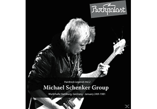 Micha Schenker - Rockpalast: Hardrock Legends Vol.2 - (CD)
