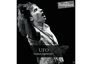 UFO - Rockpalast Hardrock Legends Vol.1 - (CD)