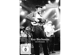 Roy Buchanan - LIVE AT ROCKPALAST - (DVD)
