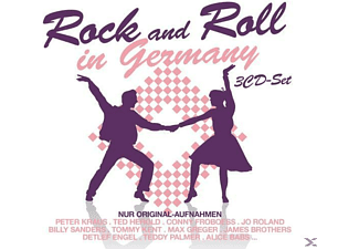 VARIOUS - Rock And Roll In Germany - (CD)