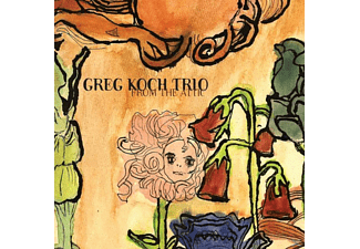Greg Trio Koch - From The Attic [CD]