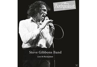 Steve Gibbons - Steve Gibbons Band-Live at Rockpalast - (CD)