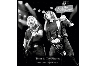 Terry & The Pirates - Rockpalast West Coast Legends Vol.5 [CD]