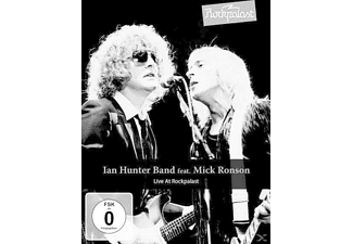 HUNTER,IAN BAND & RONSON,MICK, Hunter,Ian feat.Ronson,Mick - LIVE AT ROCKPALAST [DVD]