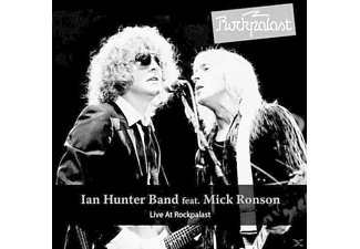 Ronson, Mick / Hunter, Ian, Hunter,Ian feat.Ronson,Mick - Live At Rockpalast - (CD)